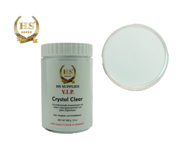 Crystal Clear 660gr