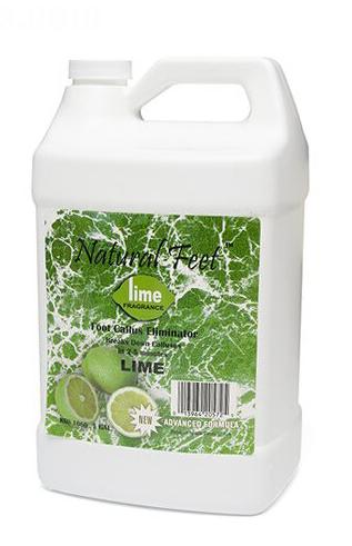 KDS Natural Feet Callus Eliminator, Limette - 3,78L