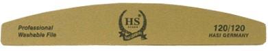 Halbmondfeile Gold 100/100 20st