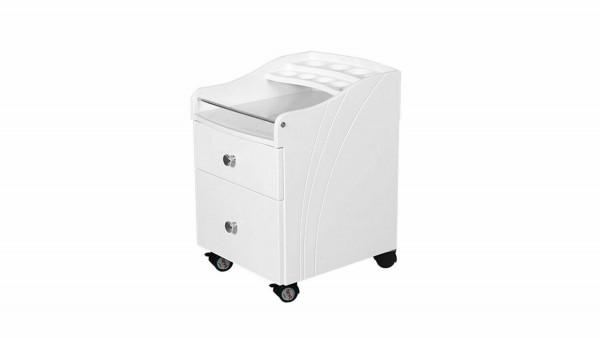 Rolli Container 05 Niedrig Weiß