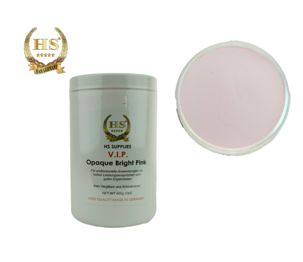 Opaque Bright Pink 660gr