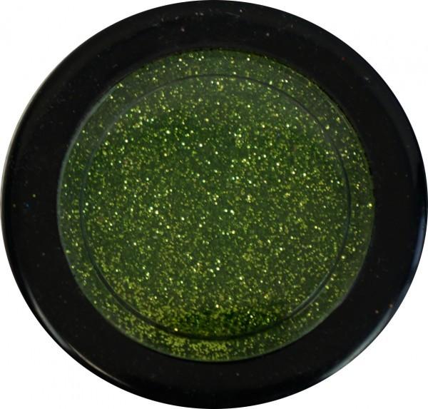 Glitter - medium hellgrün