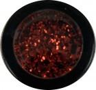 Glitter grob - rot