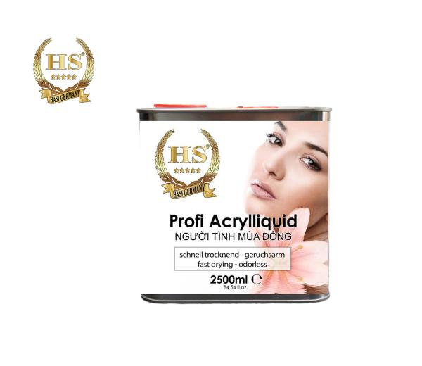 Acryl-Liquid Perfect Winter mit Duft - 2,5 L